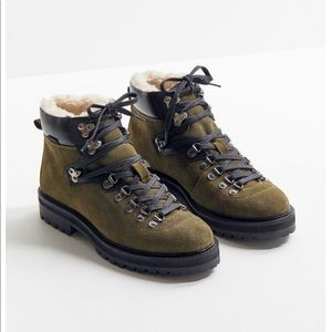 New in Box Urban Outfitters Hiking Boots Shoes